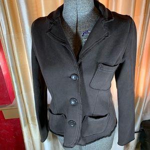 Gap Jersey Material Blazer